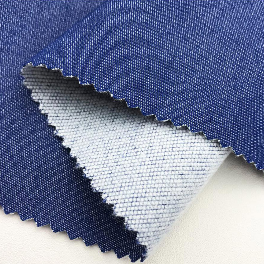 9oz denim fabric 80x50 Pure 100% cotton fabrics for jeans clothing