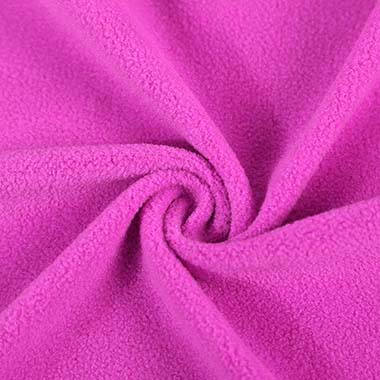 114F 190g polar fleece fabric accept OEM production