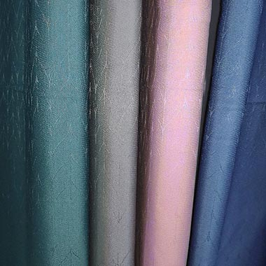 T/C polyster and cotton sun protection curtains fabric